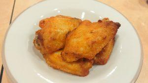 サイゼリヤのピリ辛チキン
