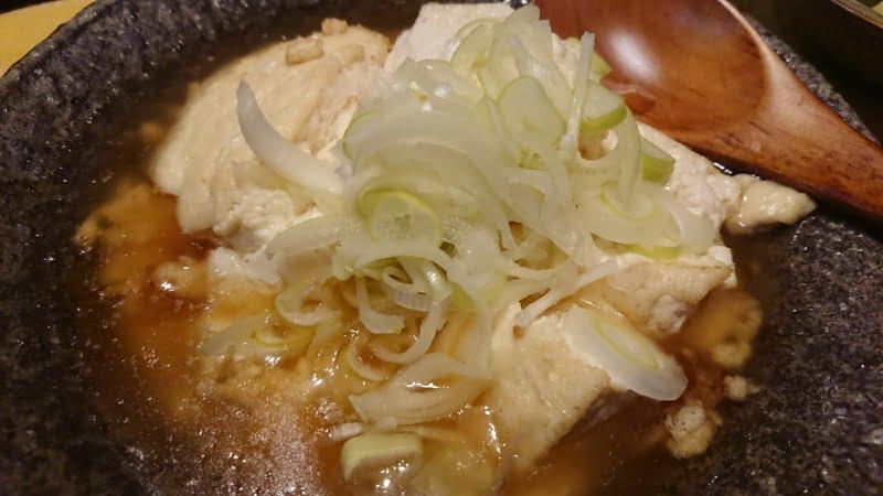 かみなり豆腐