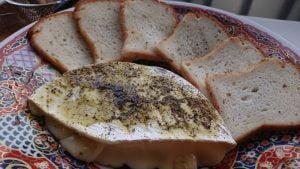 焼きカマンベールチーズペッパー