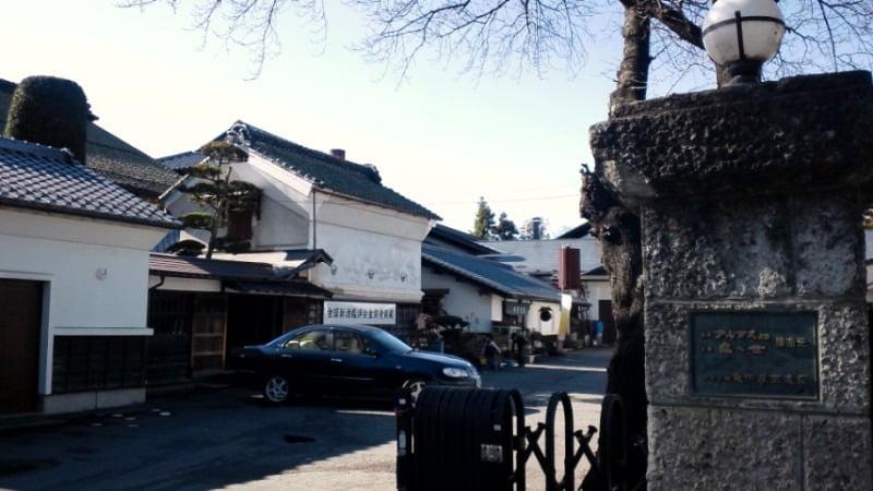 松本市・亀田屋酒造店に酒蔵見学に行ったけど、造り中で中が見れなかった件