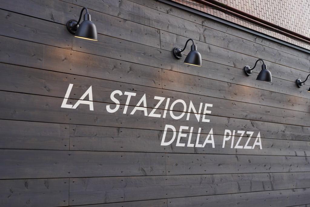 LA STAZIONE DELLA PIZZA